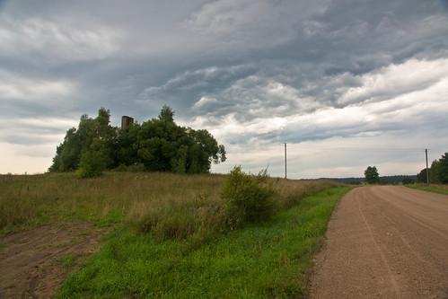 Senasis Kirtimų vandens bokštas