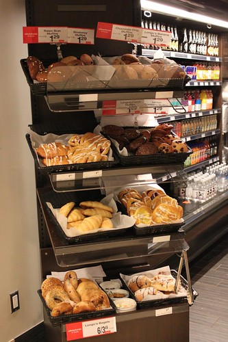 Longo's Pastries At Starbucks