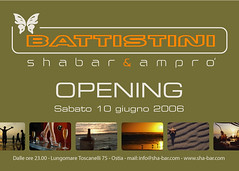 Battistini - ShaBar & Amprò
