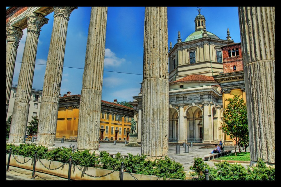 Columns of San Lorenzo