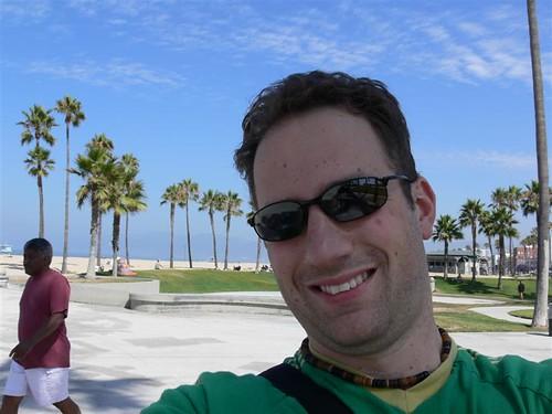 Me at Venice beach
