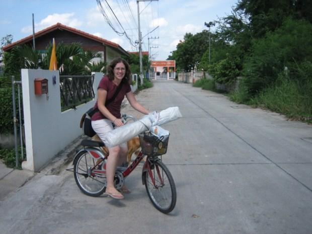 my main form of transportation