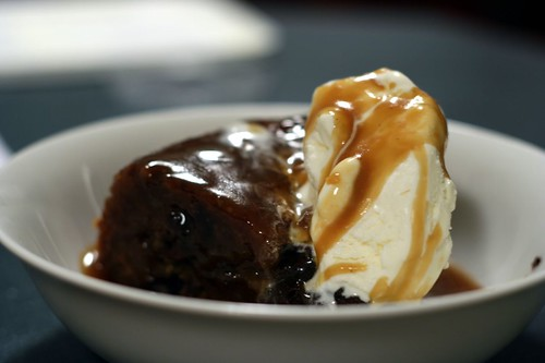 Sticky Date Pudding with Leatherwood Honey Caramel Sauce