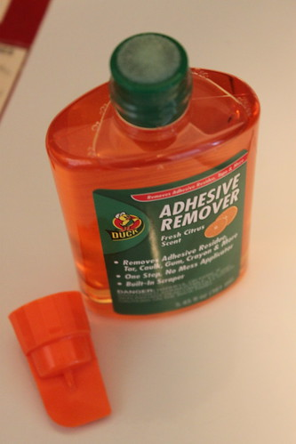 Duck Adhesive Remover