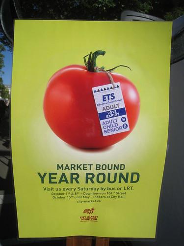 Year-round market!