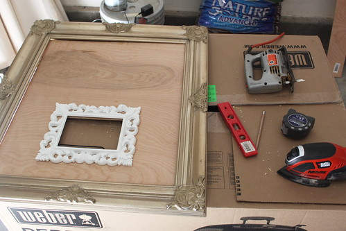 Thermostat Frame Project