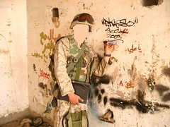 2003 graffiti Iraq