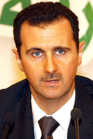 Syrian President Bashar Assad - Damascus