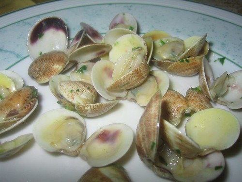 Mini clams