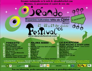 festival ojeando