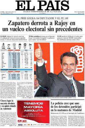 Zapatero y el Pueblo