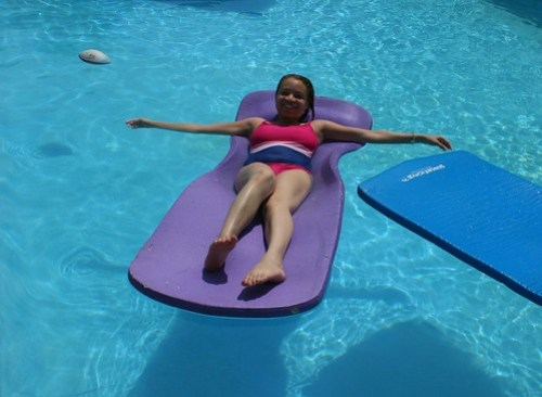 Floating!