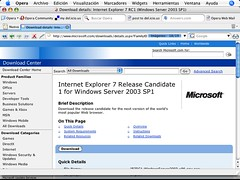 IE7 Release