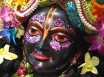 Krishna  en  Piedra  Negra . . .