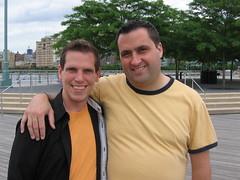 Patrick and Rick