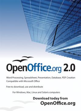 OpenOffice.org 2.0 ad