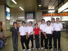Final Farewell, Tsubame-Sanjo Station