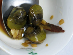cold clams