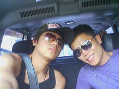 On the way to Tagaytay