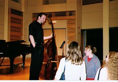 Jason Heath in recital