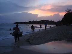 Playa en Sihanoukville