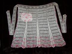My Crocheted Apron