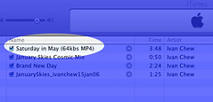Convert MP4 audio to MP3 - step 2