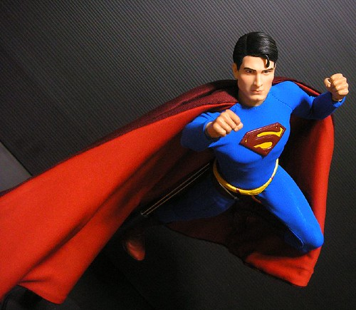 Hot Toys Superman Returns