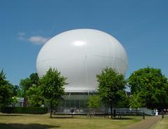 The Serpentine Pavilion, July 2006