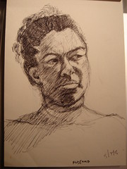 Eldjuma Pen & Ink