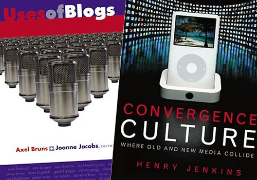Books on Social Media: Uses of Blogs and Convergence Culture