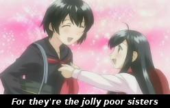 Jolly sisters