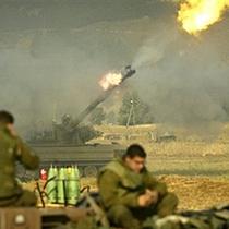 Israeli - Hizbollah - Lebanon war. 7/18