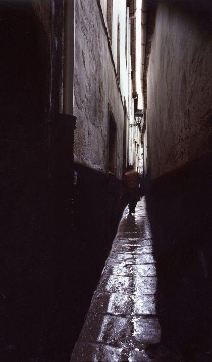 Santiago de Compostela - Entrerrúas