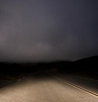 Dark road ahead