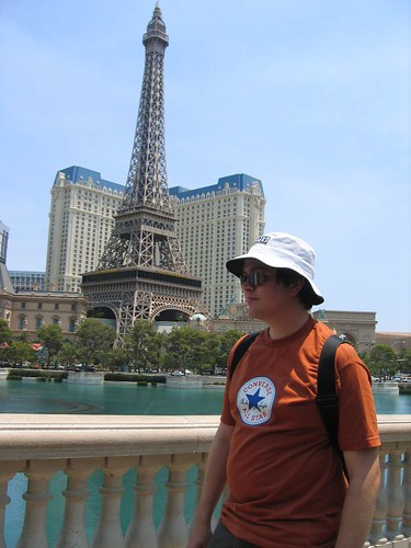 Las Vegas, Pariisi
