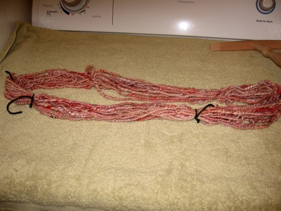 plied candy cane