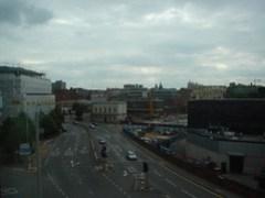 Leicester Sky Line