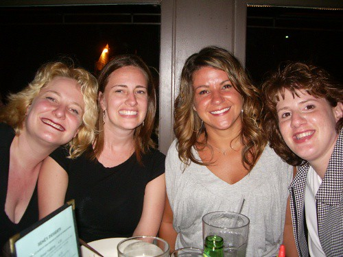 Lean, Moxy, Rubes, & Nicole