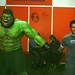 Saló del Còmic 2006: Hulk vs Kansao