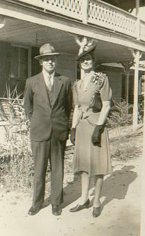 My Grandfather and Grandmother McDonald