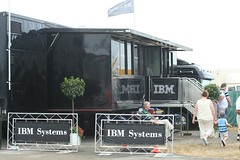 IBM Systems trailer