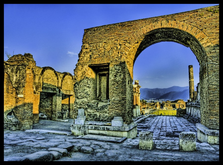 Arches of Pompeii