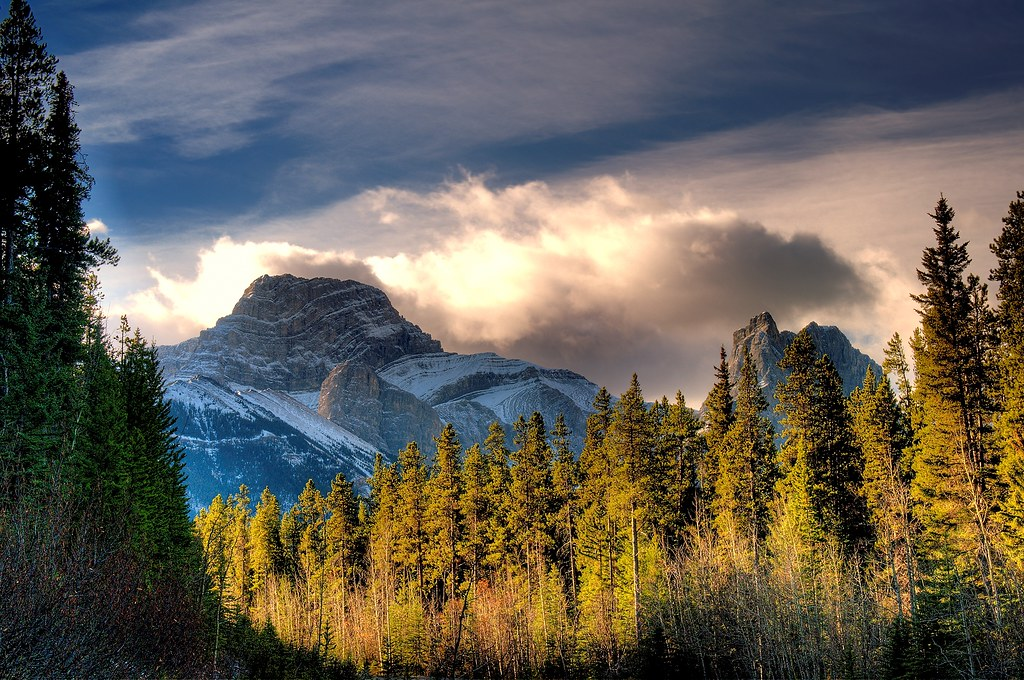 Mount Lougheed Morning