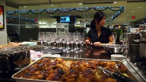 Prep for Taste Ontario Taste the World