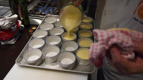 Custard Part of Creme Catalana