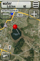 Raudondvaris_garmin