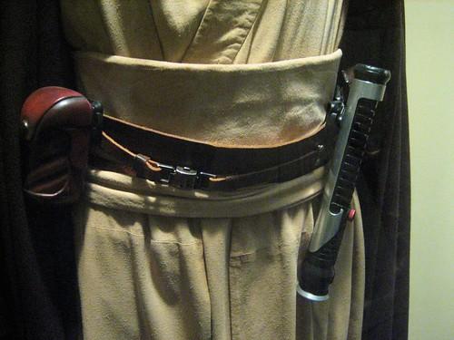 Une ceinture.