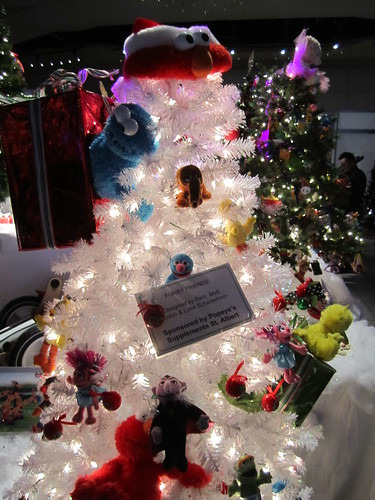 Sesame Street Tree