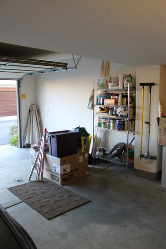 Garage - Before